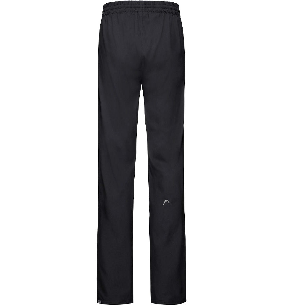 Head Mens Club Pants - Black - All Things Tennis