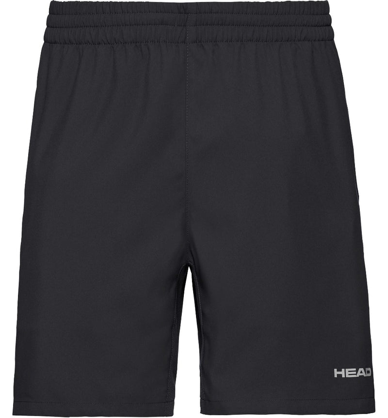 Head Mens Club Shorts - Black - All Things Tennis