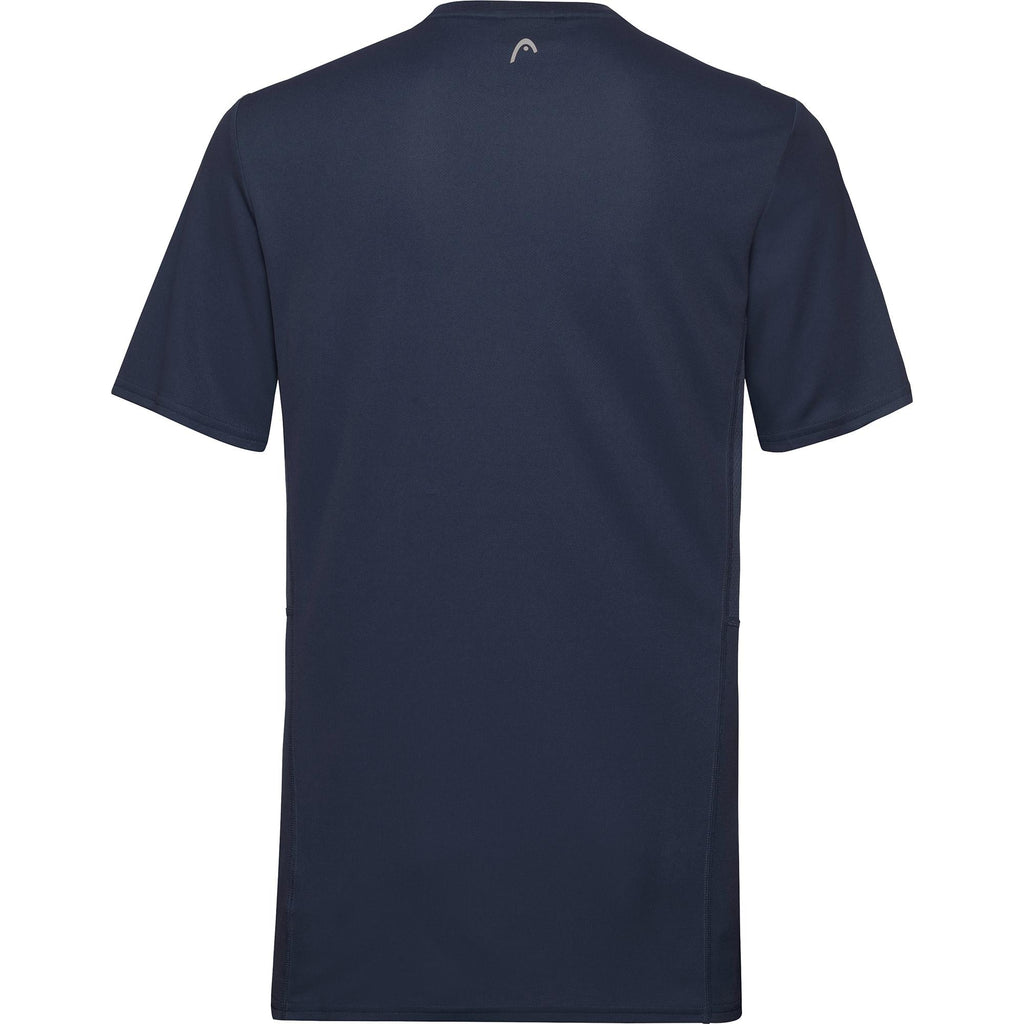 Head Mens Club Tech T-Shirt - Navy Blue-All Things Tennis-UK tennis shop