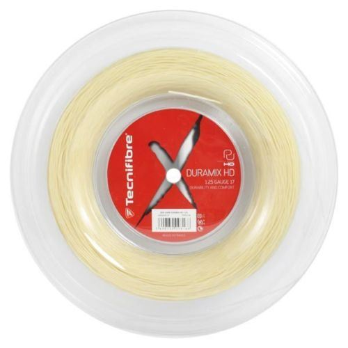 Tecnifibre Duramix Tennis String 200m Reel-All Things Tennis-UK tennis shop
