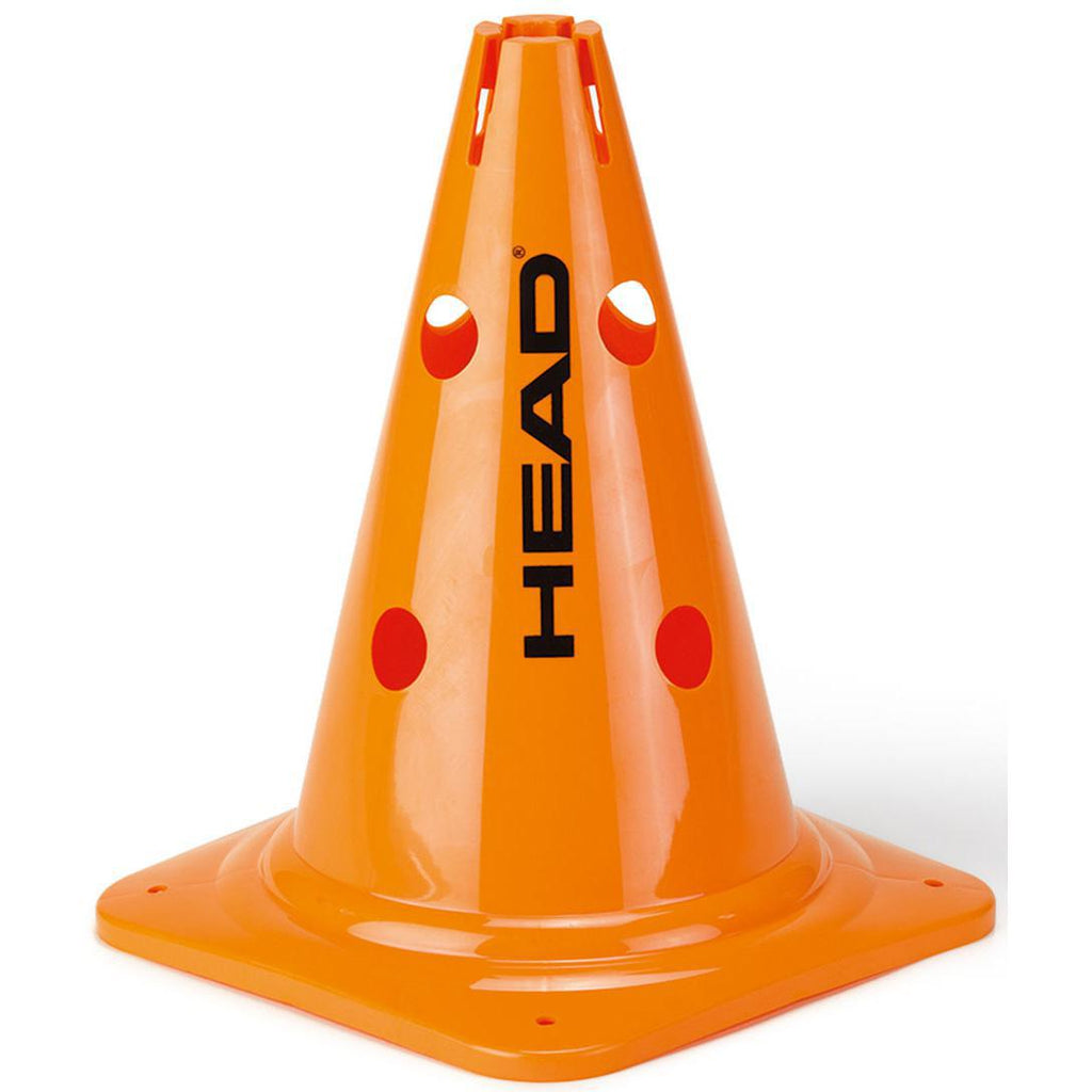 Head Large Cones (Pack of 6) - Orange - ATT Affiliates only - All Things Tennis