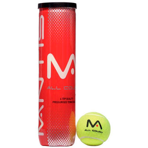 MANTIS All Court Tennis Balls-All Things Tennis-UK tennis shop