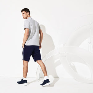 LACOSTE DJOKOVIC TRAINING SHORTS-All Things Tennis-UK tennis shop