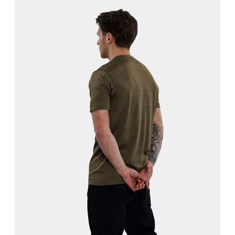 WRA Custom Rapid Dry T-Shirt -Khaki - All Things Tennis