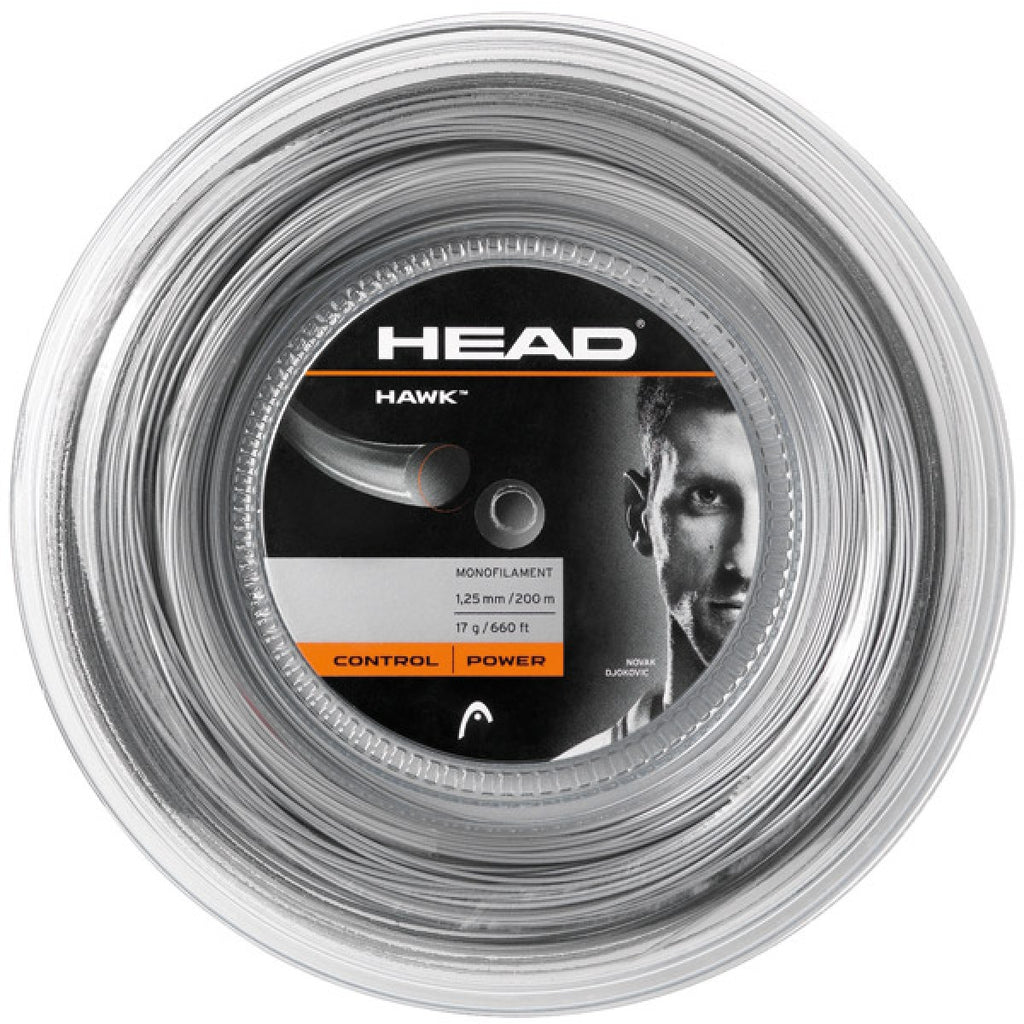 Head Hawk 200m Reel-All Things Tennis-UK tennis shop