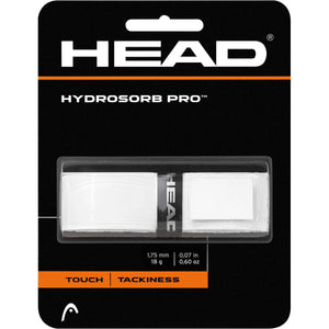Head Hydrosorb Pro Replacement Grip-White - All Things Tennis