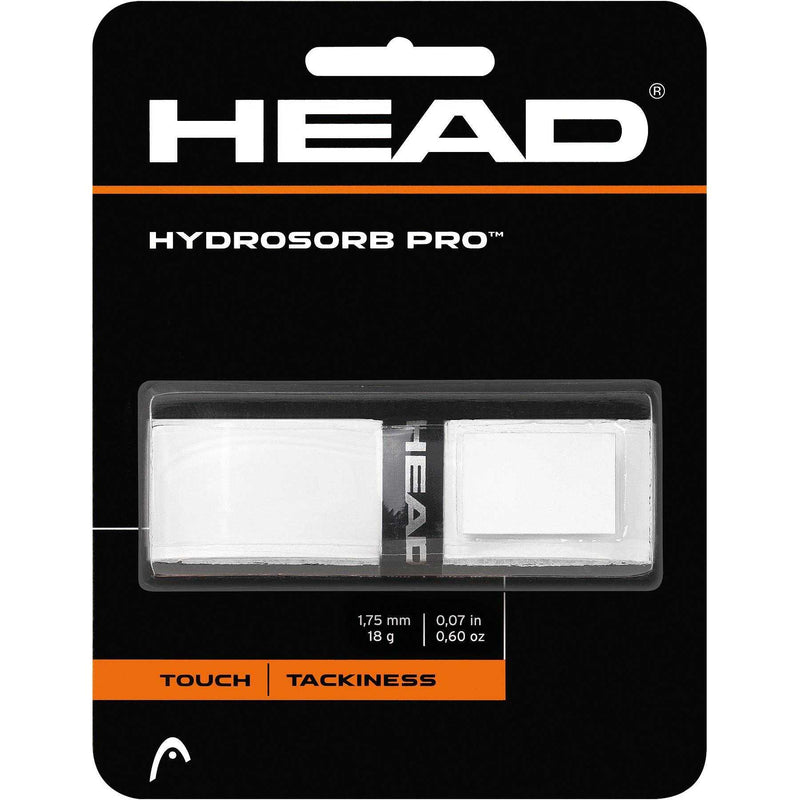 Head Hydrosorb Pro Replacement Grip-White-All Things Tennis-UK tennis shop