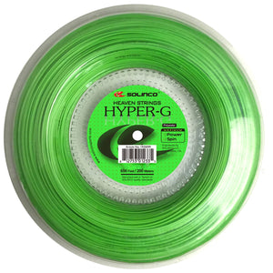 Solinco Hyper G 200m reel - Independent tennis shop All Tbings Tennis