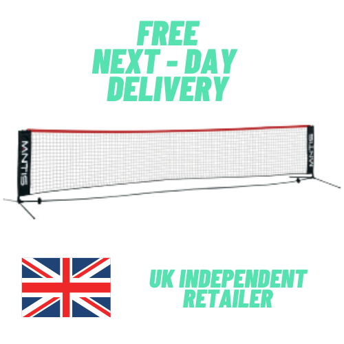 MANTIS Mini Tennis Net 6 Metres