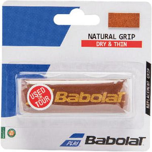Babolat Natural Grip Replacement Grip-Various Colours - All Things Tennis