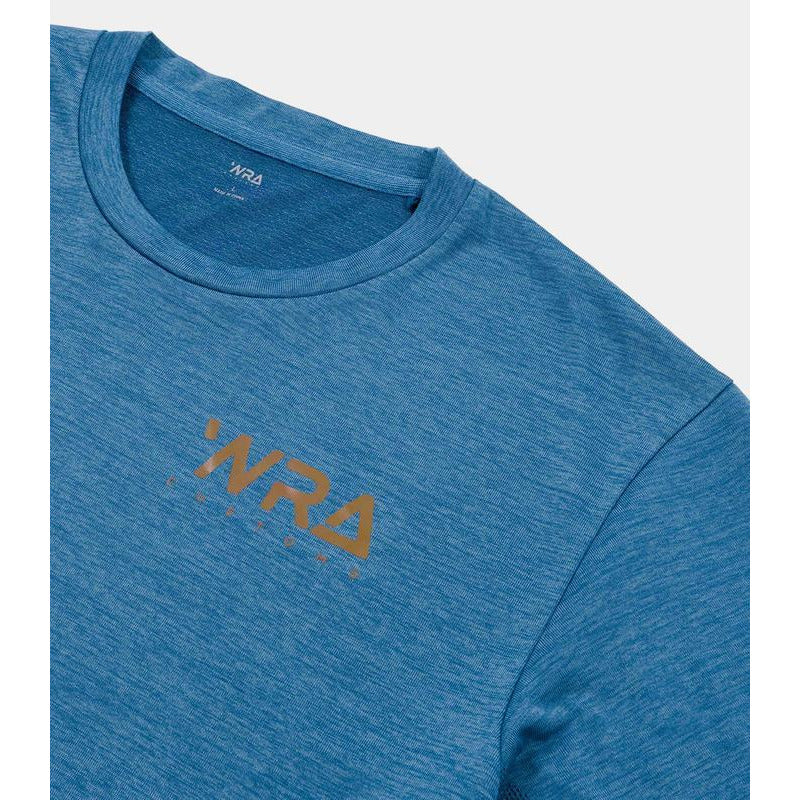 WRA Custom Rapid Dry T-Shirt -Dark Blue - All Things Tennis