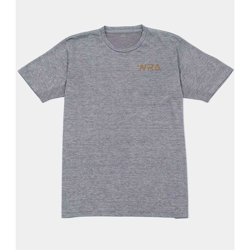 WRA Rapid Dry T-Shirt -Grey-All Things Tennis-UK tennis shop