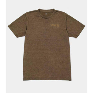 WRA Rapid Dry T-Shirt -Khaki - All Things Tennis