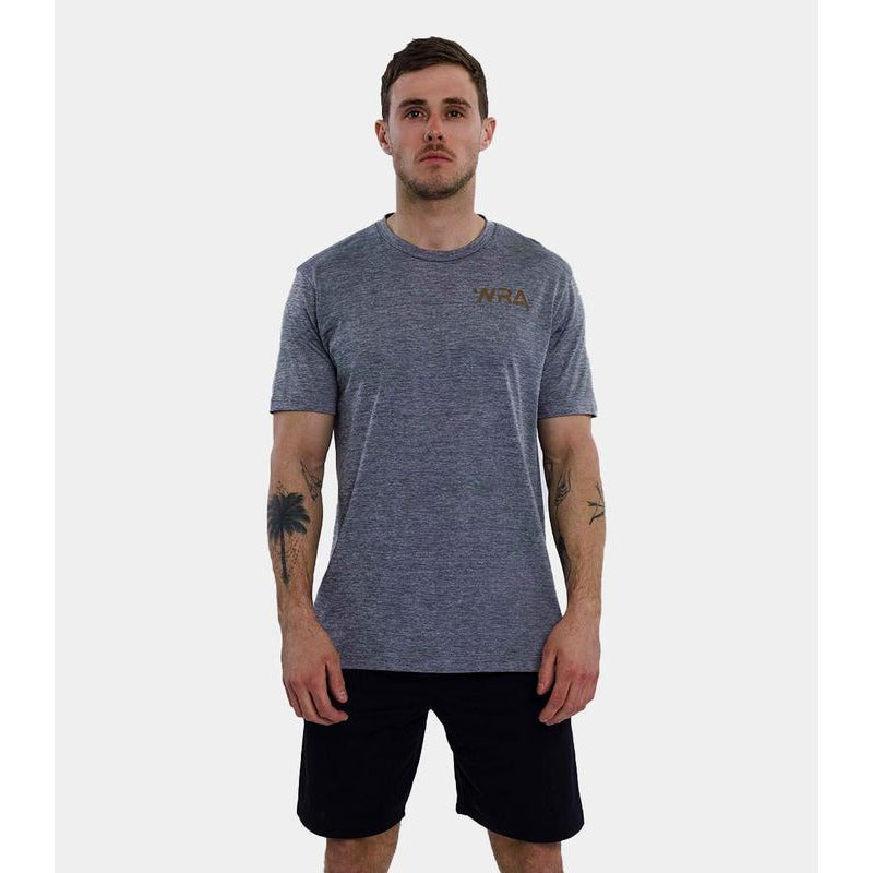 WRA Rapid Dry T-Shirt -Grey - All Things Tennis
