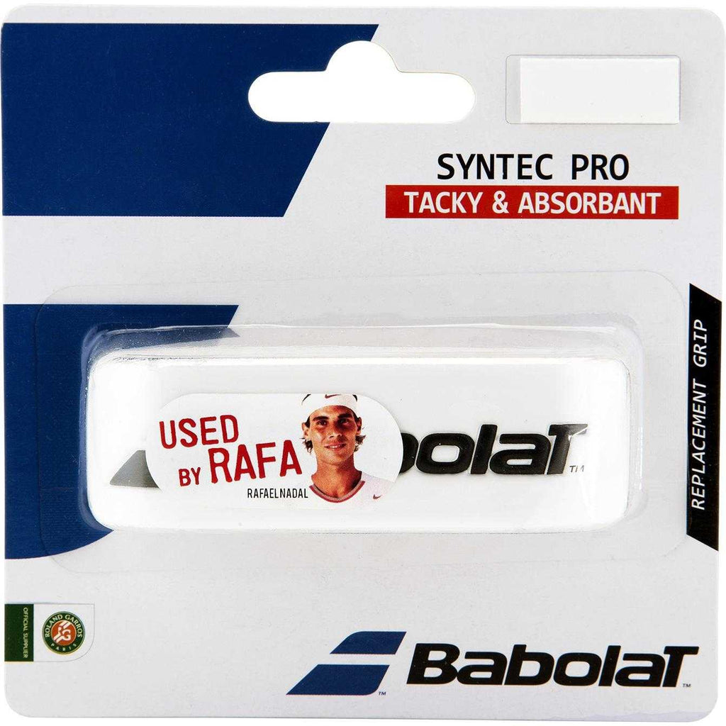 Babolat Syntec Pro Replacement Grip - Independent tennis shop All Tbings Tennis