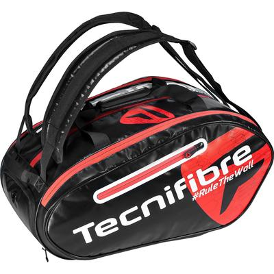 Tecnifibre Padel Bag - Black/Red-All Things Tennis-UK tennis shop