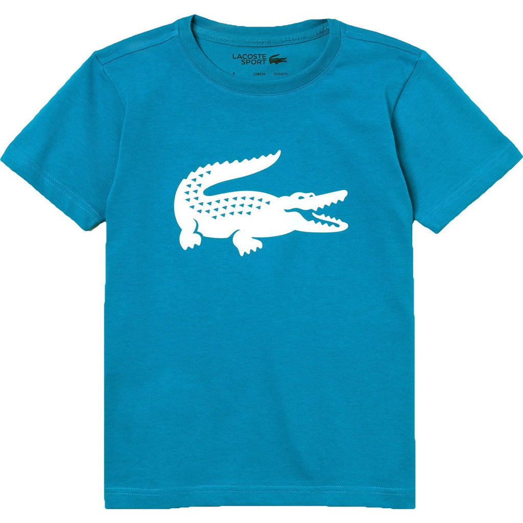 JUNIOR LACOSTE TENNIS T-SHIRT - Independent tennis shop All Tbings Tennis