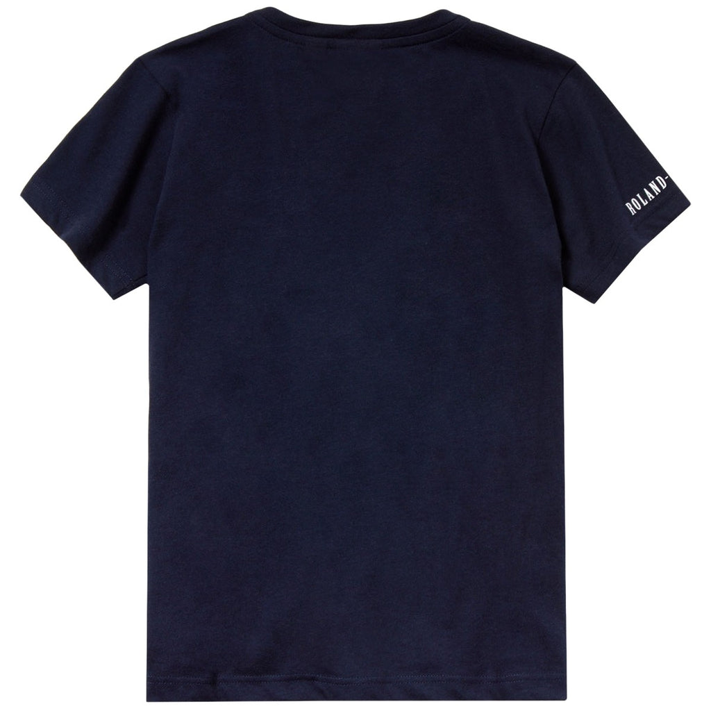 JUNIOR LACOSTE ROLAND GARROS T-SHIRT - All Things Tennis