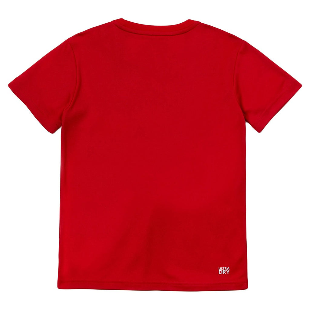 LACOSTE JUNIOR TENNIS T-SHIRT - Independent tennis shop All Tbings Tennis
