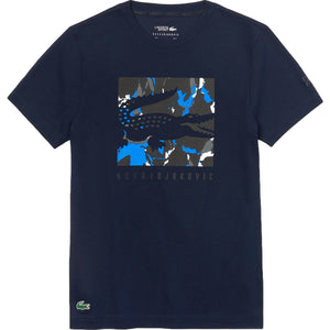 JUNIOR LACOSTE TENNIS DJOKOVIC T-SHIRT - All Things Tennis