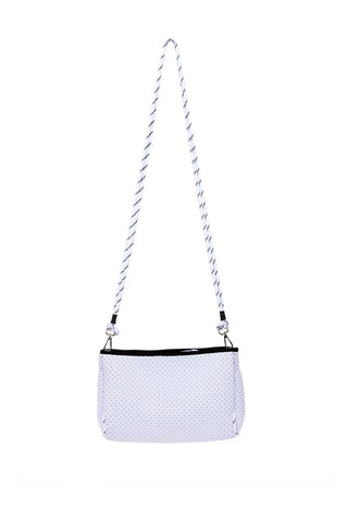 Luxe Neoprene Crossbody Bag