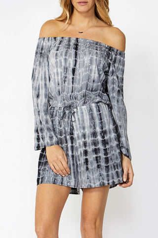 Lucy Off Shoulder Playsuit