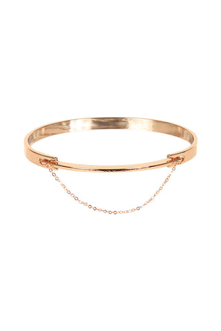 Chain Catcher Bangle
