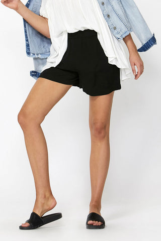 Monica Relaxed Lyocell Short