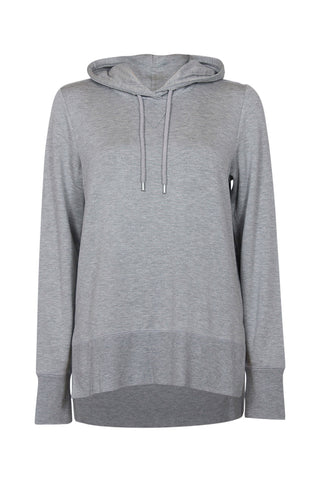 Luxe Lightweight Hooded Top
