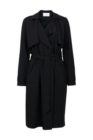 Luxe Utility Trench Coat