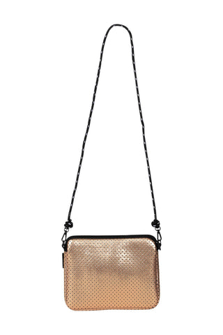 Leah Neoprene Crossbody Bag