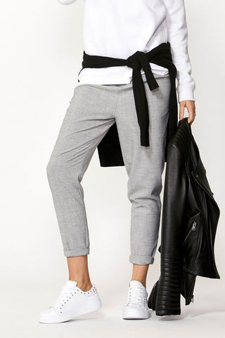 Lucy Drop Crotch Tailored Pant