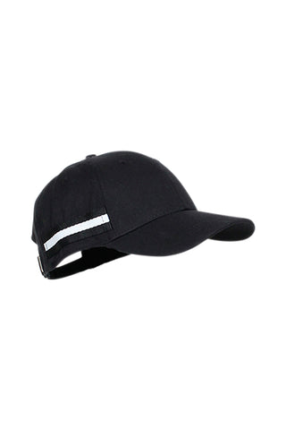 Side Stripe Cap