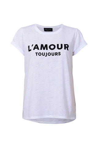 Lámour toujours tee