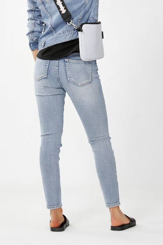 Luxe High Skinny Jean