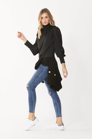 Riley Rip Knee Skinny Jean