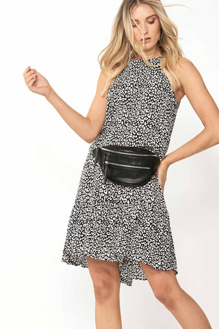 Sammy Drop Waist Swing Dress