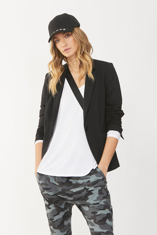 Luxe Single Breasted Blazer