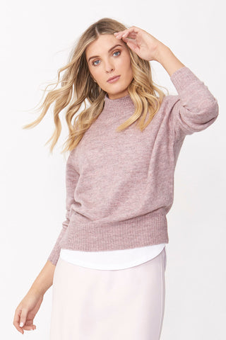 Phoenix Extended Neck Pullover