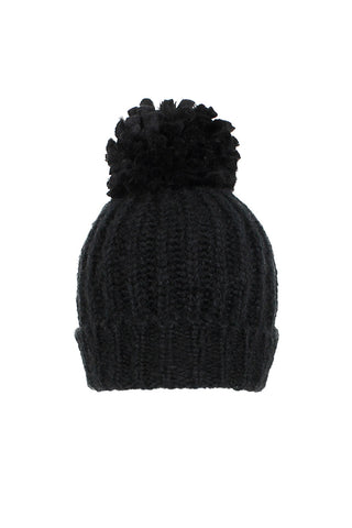 Luxe Single Pom Beanie