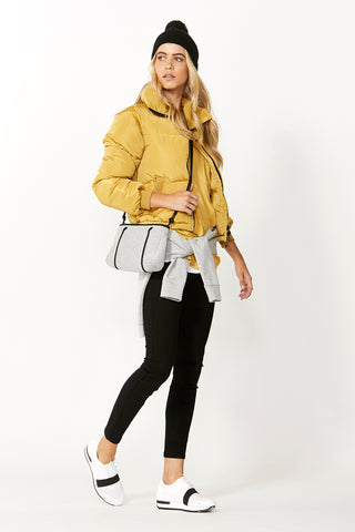 Luxe Puffer Jacket