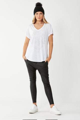 Studded Williamsburg Tee