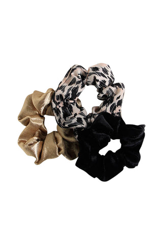 Scrunchie 3 Pack
