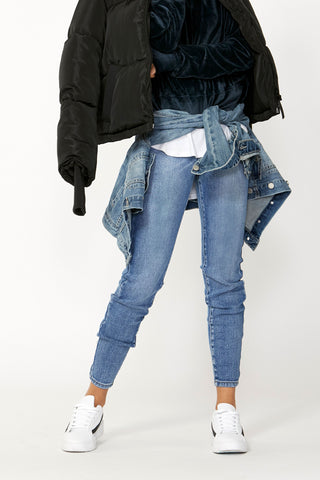 Luxe Super High Skinny Jean