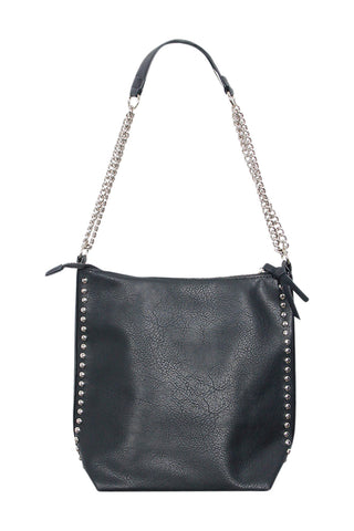 Ash Studded Shoulder Bag
