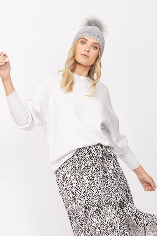 Mitsy Puff Sleeve Pullover