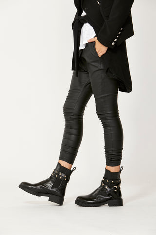 Issey Wrap Combat Boot