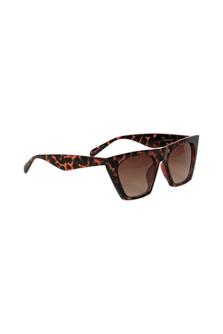 Arden Flat Angled Sunglasses