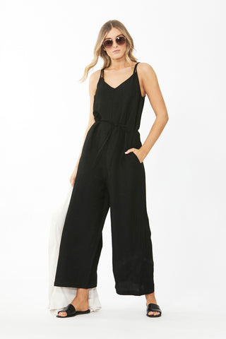Katie Wide Leg Jumpsuit