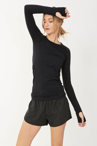 Luxe Active Seamless Tee